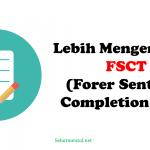 Lebih Mengenal FSCT Tes (Forer Sentence Completion Test)